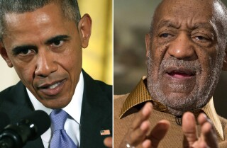 Obama on Cosby: Drugging anyone for sex 'is rape'