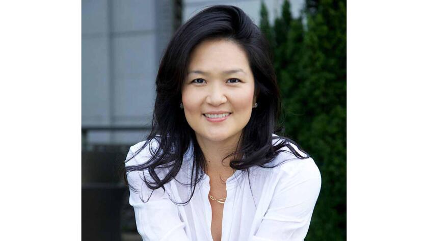 Author Janice Y.K. Lee
