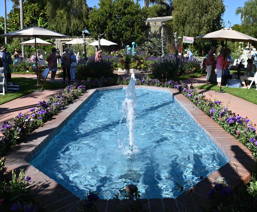 The Soiree of Summer garden party helped the Sherman Library & Gardens raise more than $40,000.