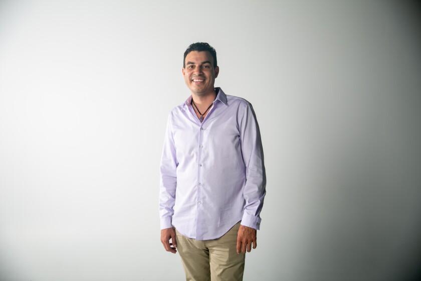 Nicholas Sandoval