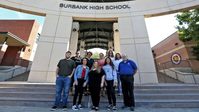 The Burbank High Graduation Committee raised $35,000 in two months for this year?s graduation ceremo