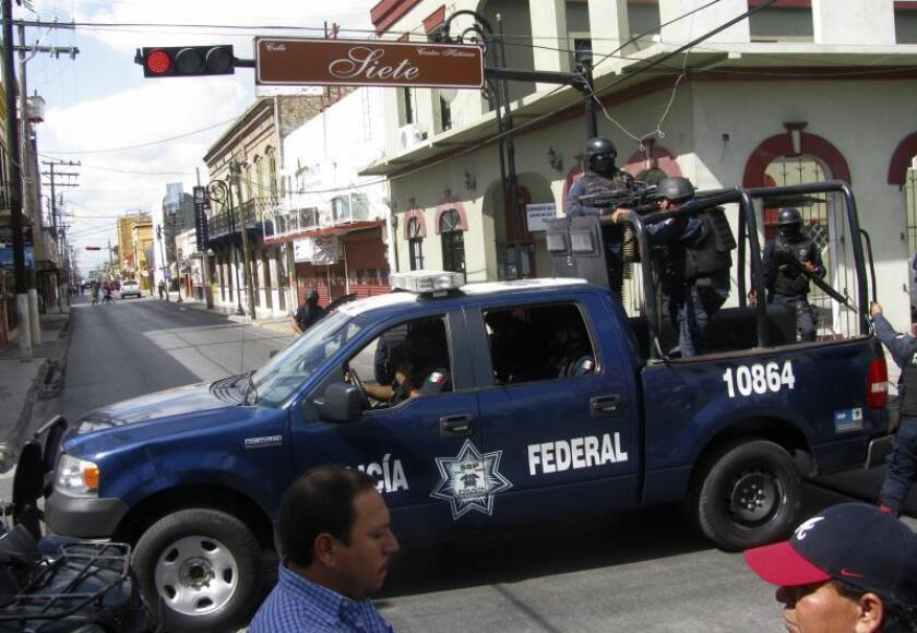 Denuncian ejecución por policías en estado mexicano de Tamaulipas
