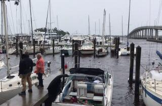 Times reporter Evan Halper reports from Ft. Myers