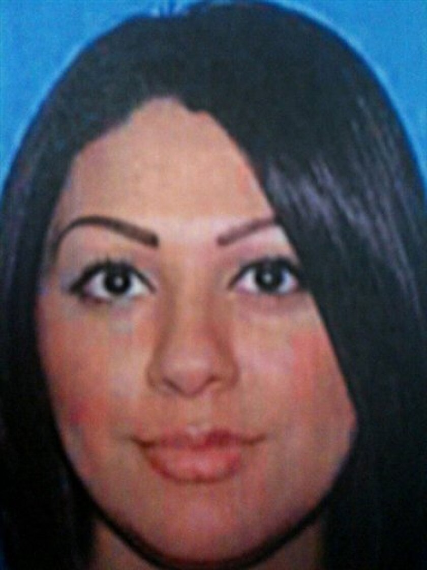 In this undated file photo provided by Fresno Police Department, Aide Mendez is shown. When Mendez shot dead her children and cousin, then gravely wounded her husband before turning the gun on herself, authorities were not surprised to learn she had spent days on a methamphetamine binge. (AP Photo/Fresno Police Department via The Fresno Bee, file)