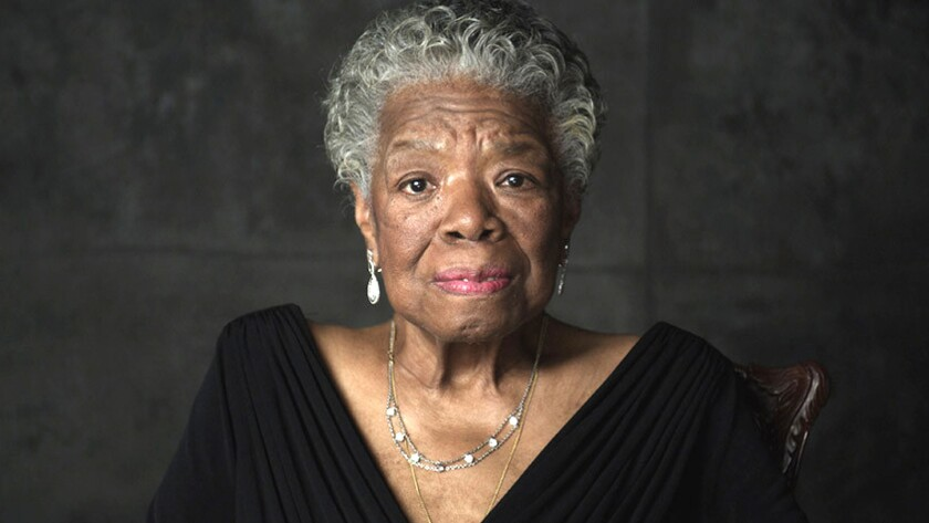 """The late poet, author and activist Maya Angelou is remembered on a new edition of """"American Masters"""""""