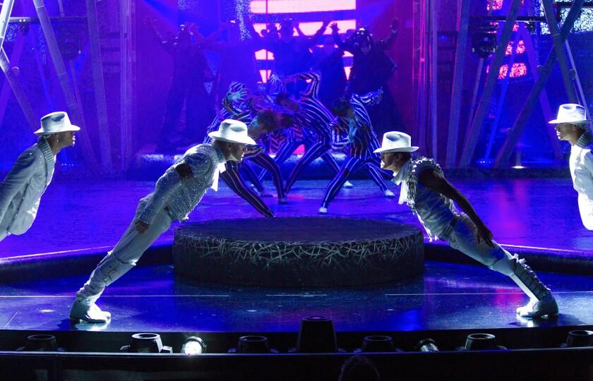 'Michael Jackson ONE'
