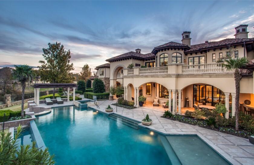 Vernon Wells' Texas mansion