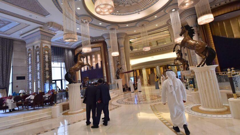 SAUDI-POLITICS-ROYALS-HOTEL