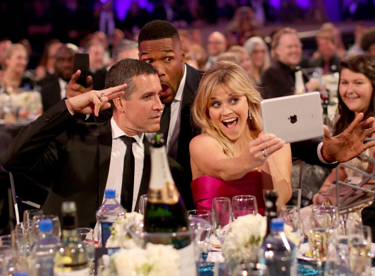 Critics' Choice Movie Awards   Show highlights