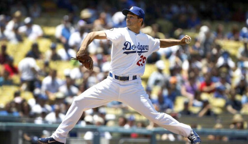 Daily Dodger in Review: The short, great season of Ted Lilly