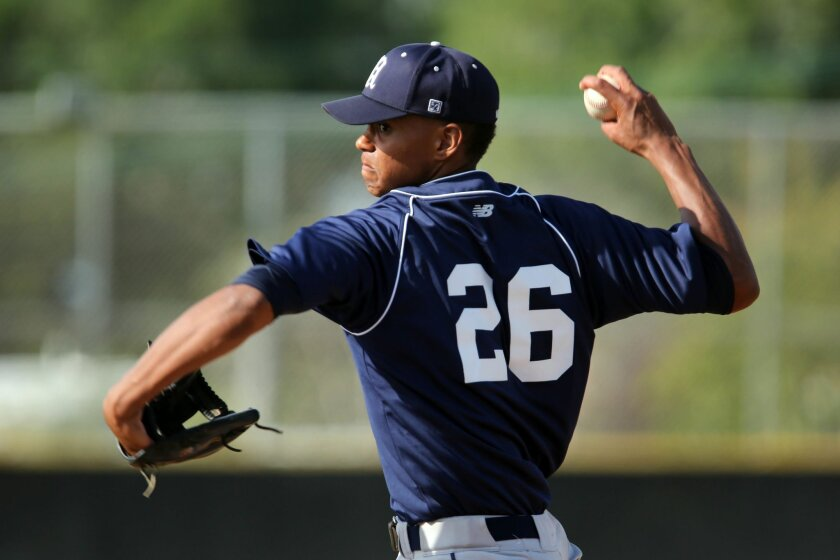 Madison's Imani Abdullah was named Pitcher of the Year in the Western League.