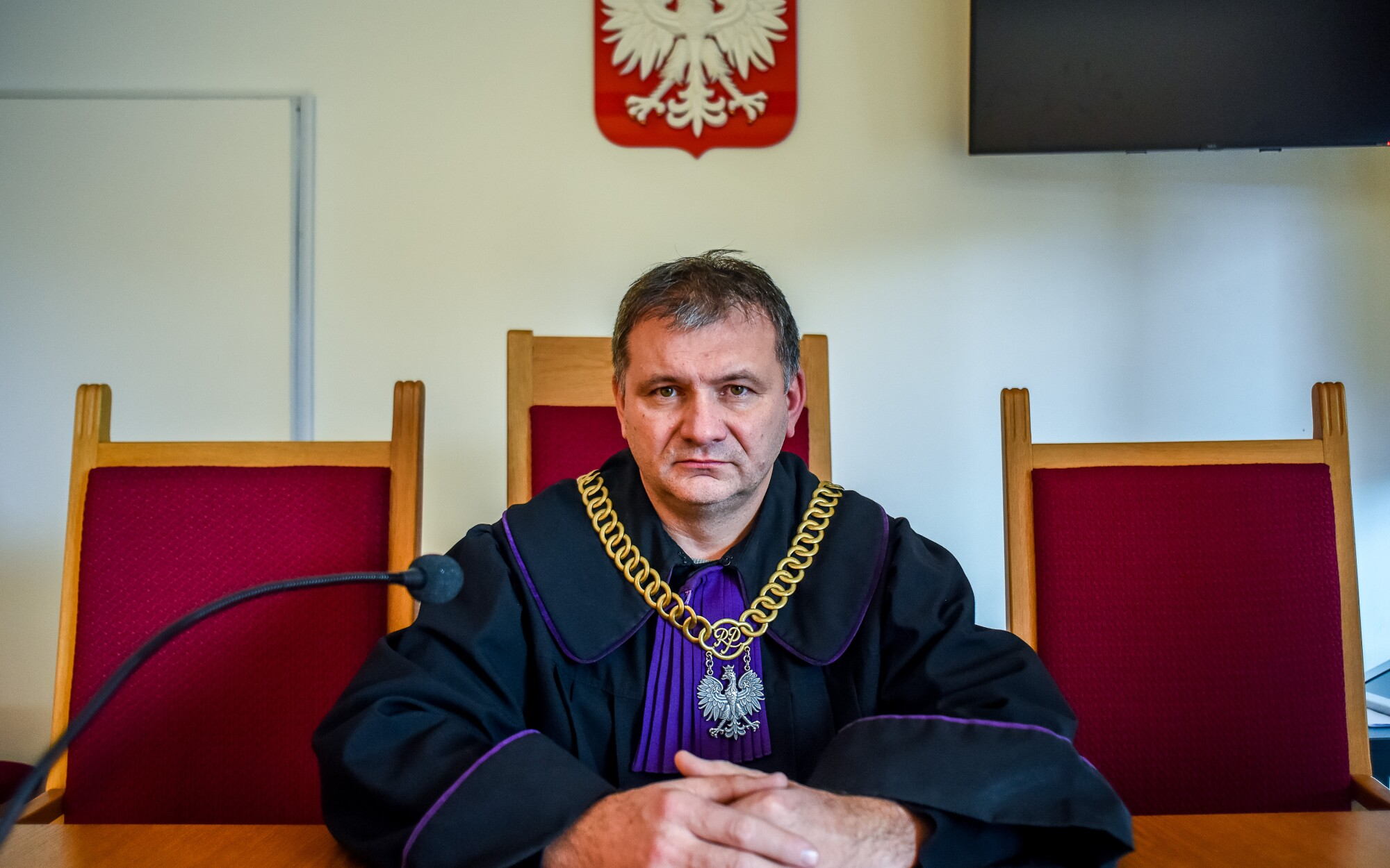 Is Poland veering into totalitarianism? This judge thinks so - Los Angeles Times