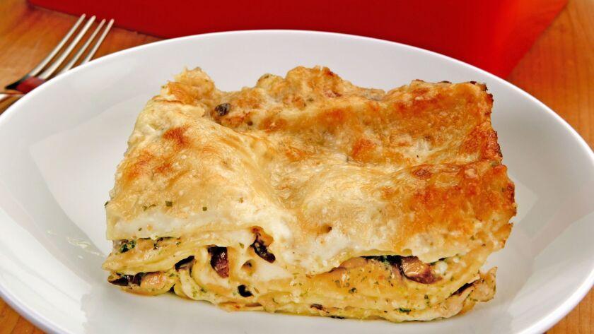 Lasagne, not lasagna: Why a pan of béchamel lasagne is just