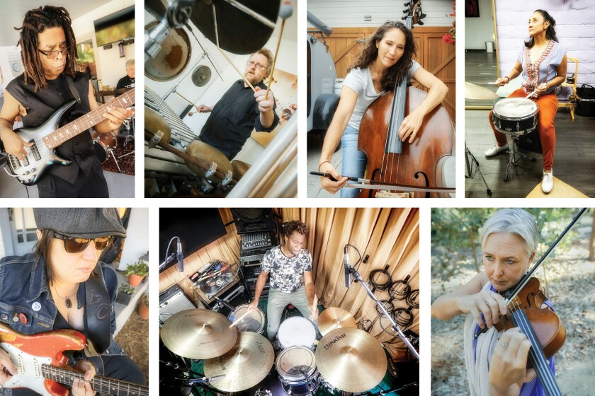 Faces of the arts shutdown: The Musicians