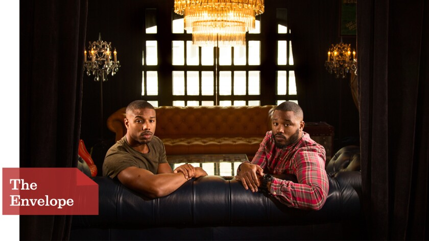 'Creed' star Michael B. Jordan and director Ryan Coogler