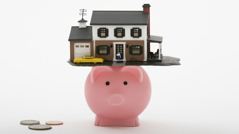 Your house isn't a piggy bank, so don't use your home equity to pay off credit card debts.