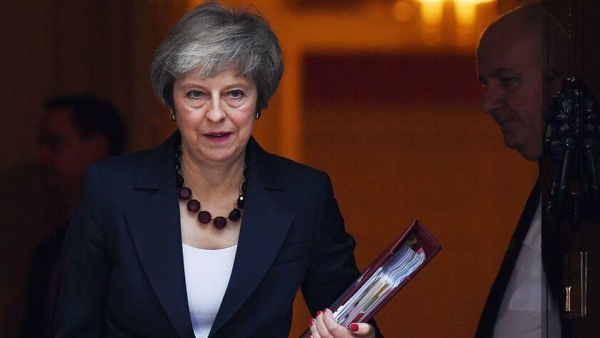 Brexit developments in Westminster, London, United Kingdom - 14 Nov 2018