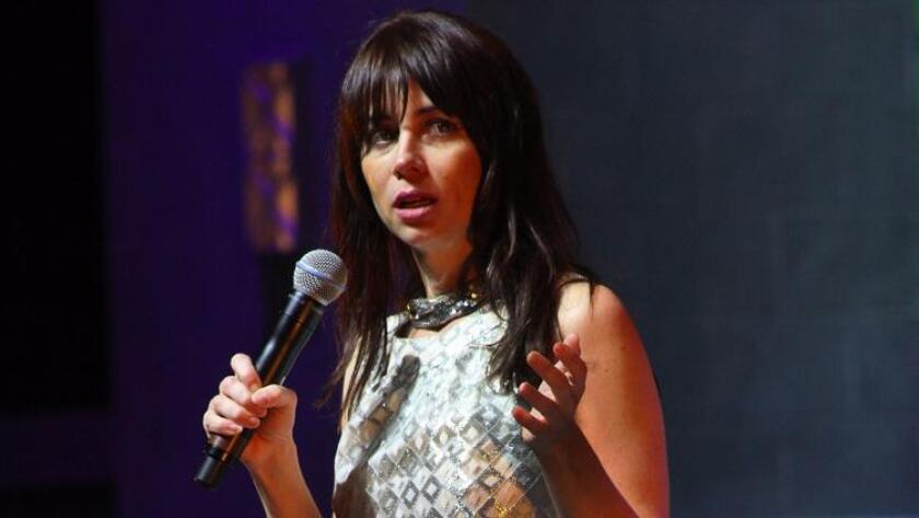 Natasha Leggero will perform at KAABOO Del Mar on Sunday, Sept. 18. (Barry Brecheisen/Invision/AP)