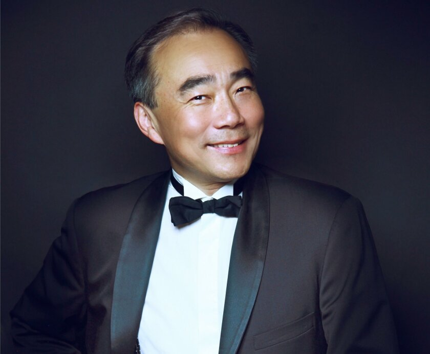 SummerFest Music Director, Cho-Liang Lin