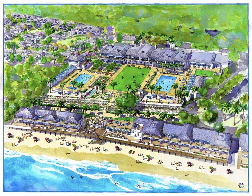 Design of Montecito resort is unveiled