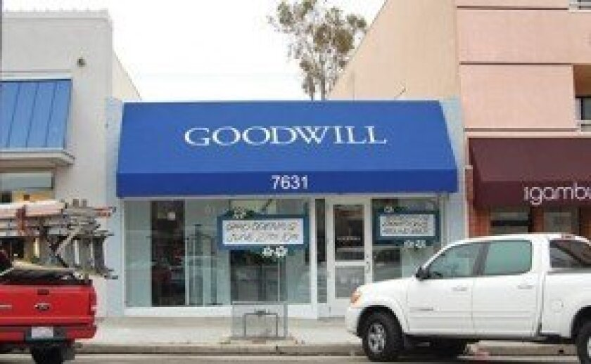 Spreading Goodwill: The resale giant opens a drop and shop location in the Village.