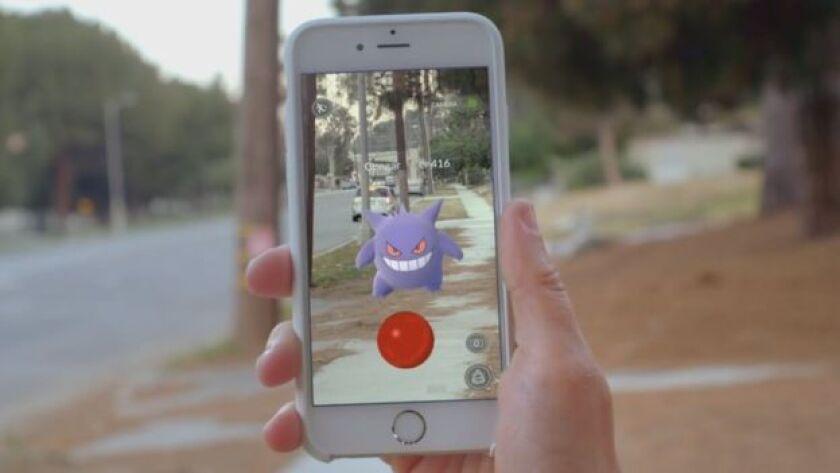 Pokemon Go fue lanzado en varios países la semana pasada.