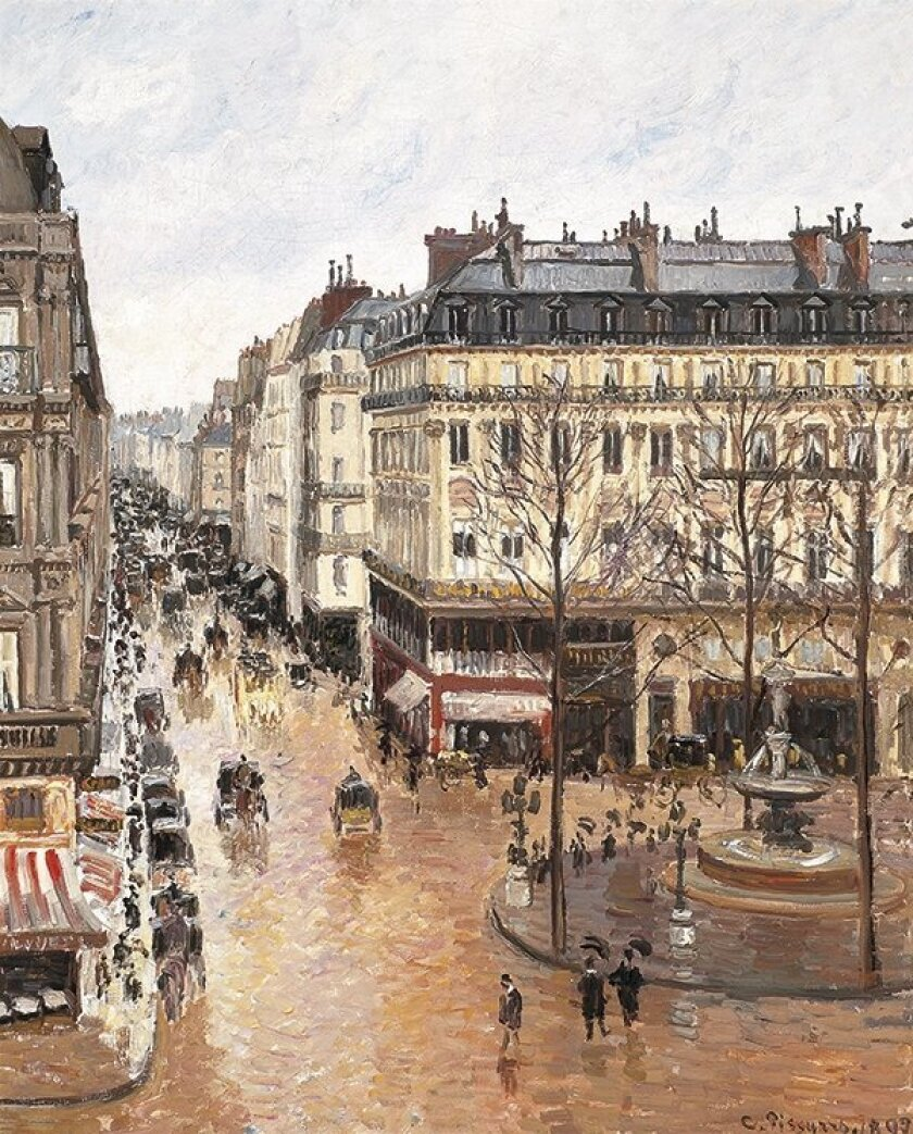 Camille Pissarro painting at the center of decade-long ownership dispute
