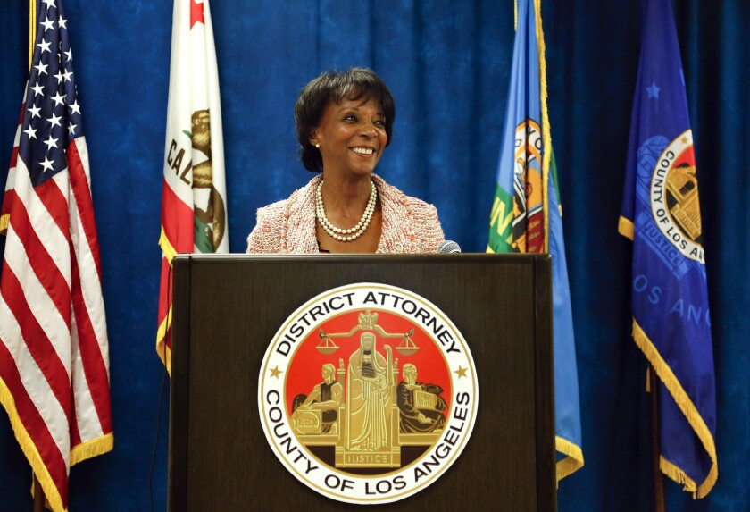 A Pomona motel has settled civil litigation brought by L.A. County Dist. Atty. Jackie Lacey's office.