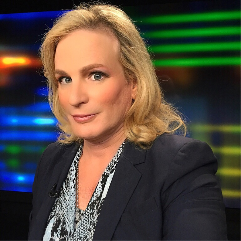 "On July 16, Zoey Tur, a transgender reporter, was a guest on ""Dr. Drew on Call"" to discuss Caitlyn Jenner's ESPY award."