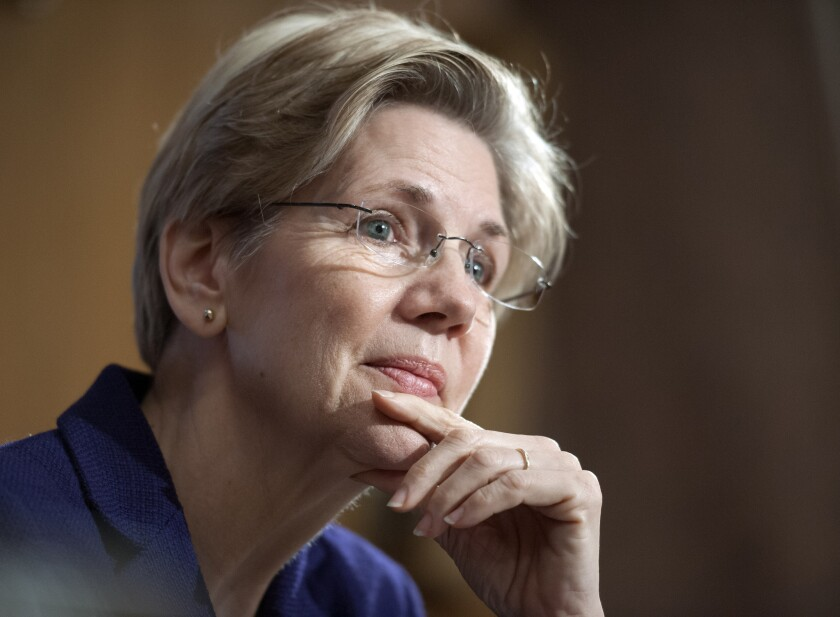 Sen. Elizabeth Warren (D-Mass.) is writing a book that will be published in spring 2014.