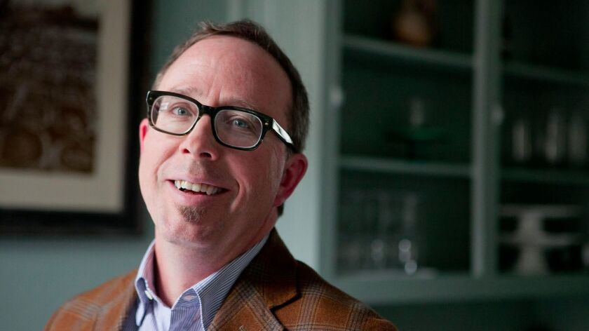 John T. Edge, director of the Southern Foodways Alliance, whose latest book is on the history of Sou