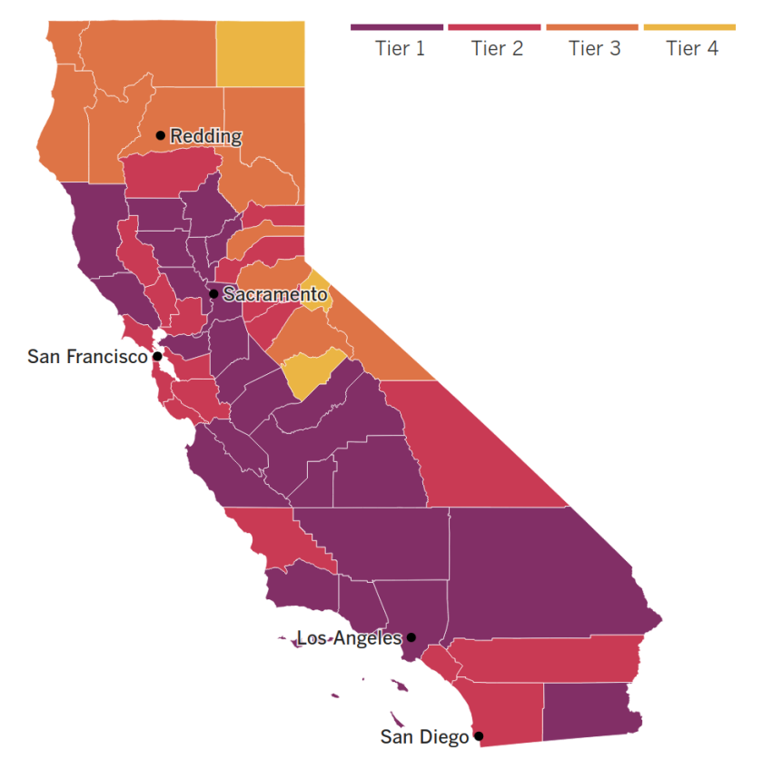 Coronavirus Today Lessons From Little Saigon Los Angeles Times
