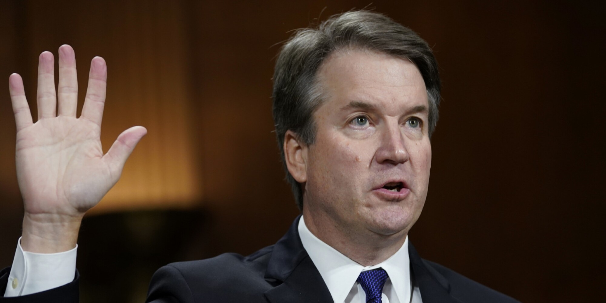 Emotional hearing comes to a close with vote on Kavanaugh scheduled for Friday