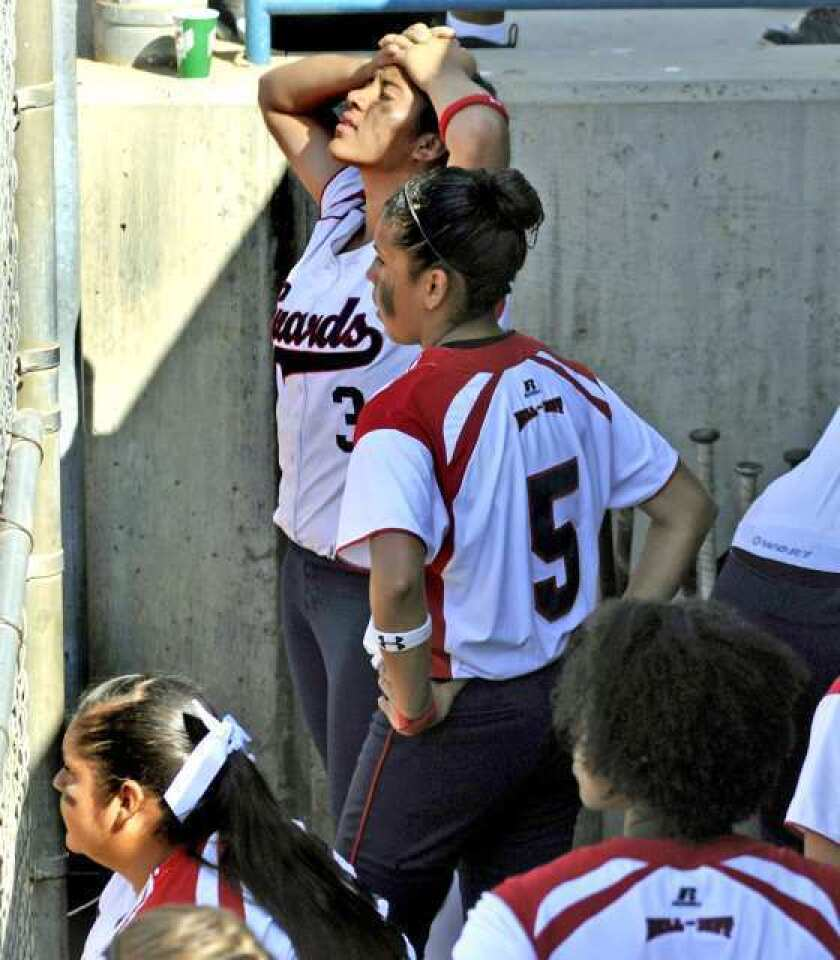 Bell-Jeff softball takes solace in future after CIF championship loss