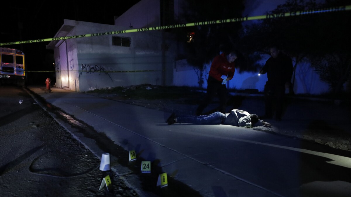 Meth and murder: A new kind of drug war has made Tijuana one of the