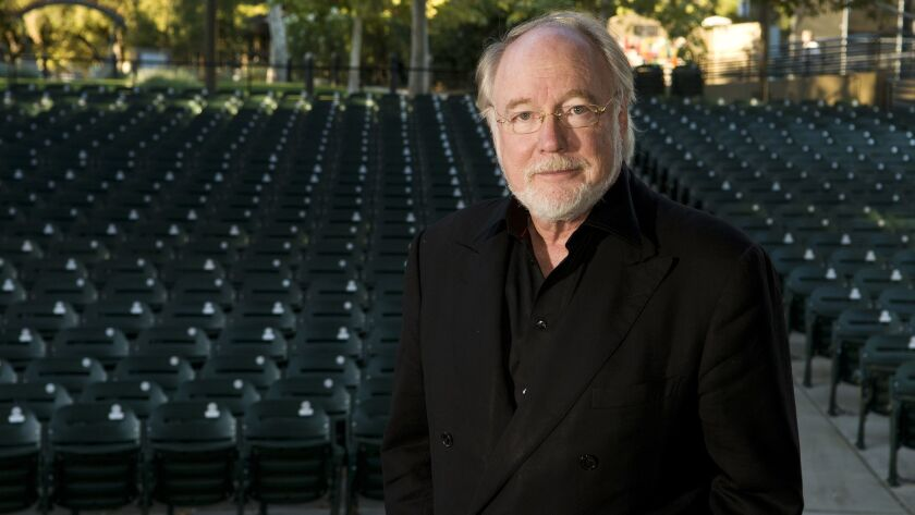 This year?s Ojai Music Festival, which runs from Thursday to Sunday, will be Thomas Morris? last as