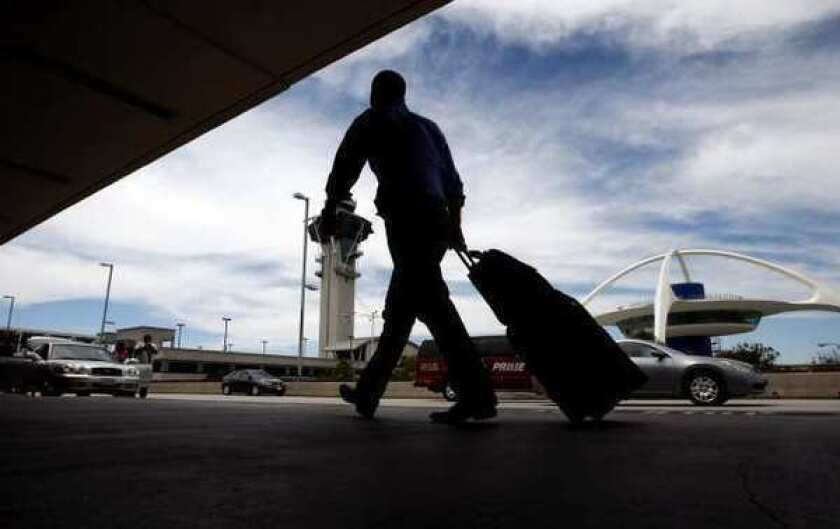 L.A. ranks low among business travelers