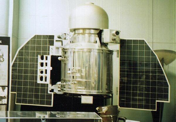 Marsnik 1 (1960)