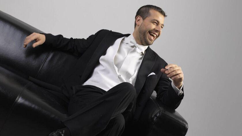 Conductory Jader Bignamini. Credit: TK