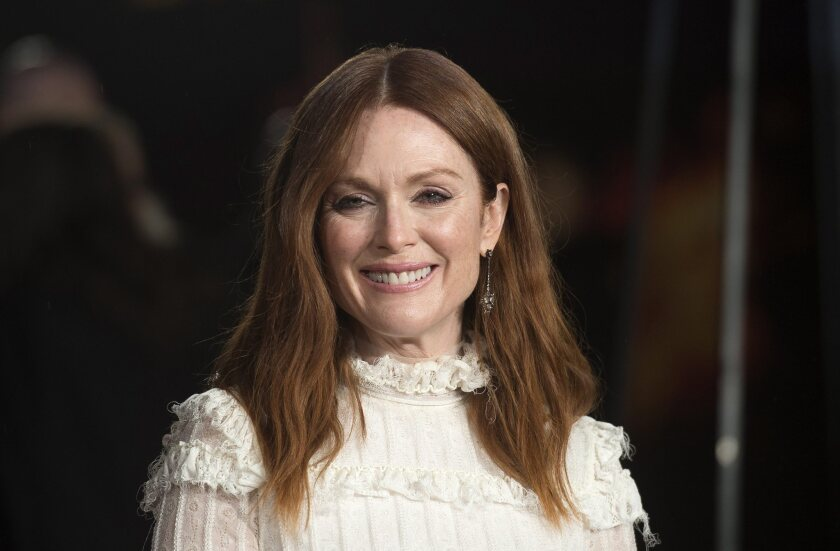 "Julianne Moore has signed on to the adaptation of Brian Selznick's ""Wonderstruck."""