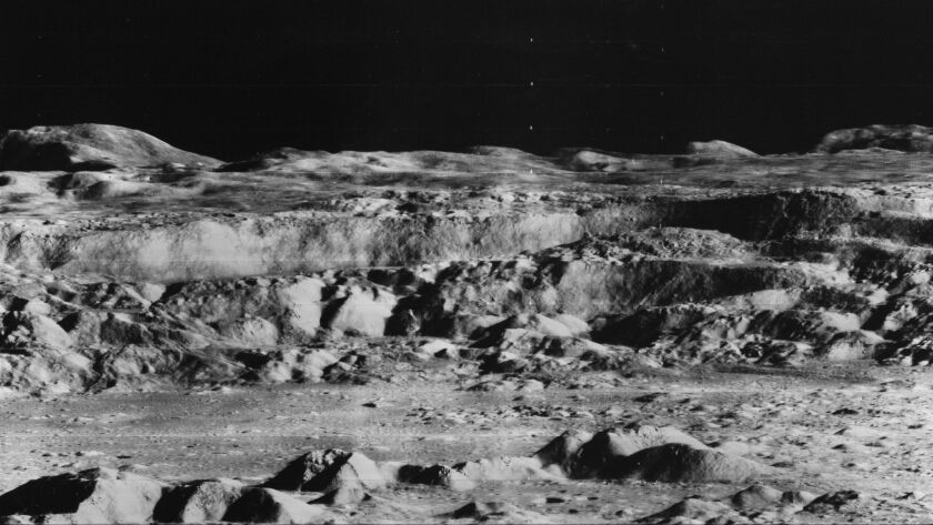 Copernicus crater is named after the 16th century thinker.