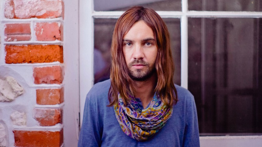 Kevin Parker, of the Australian band Tame Impala, has been working as a pop songwriter and producer.