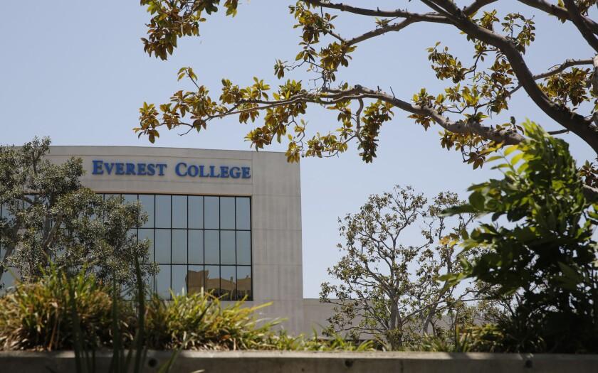 Corinthian Colleges judgment