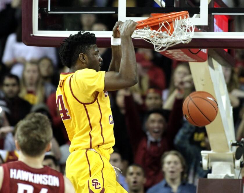 Up next for USC men's basketball: Saturday vs. Washington