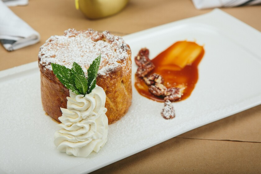 Great Maple''s wide-ranging menu is that of a gourmet diner's, that includes everything from Moroccan-spiced lamb burgers to salted caramel pork ribs and pie. In fact, GM's individual apple pie made the U-T''s list of top 25 desserts.