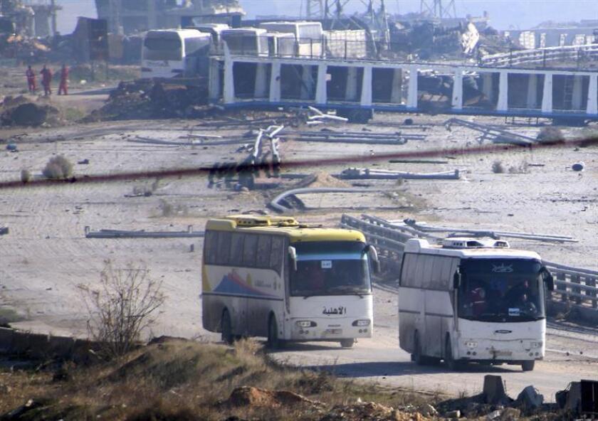 Personal de Naciones Unidas debe comenzar de forma urgente a supervisar las evacuaciones de la ciudad siria de Alepo, según acordó hoy el Consejo de Seguridad. EFE