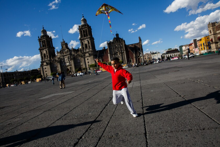 Visiting Mexico City with the kids
