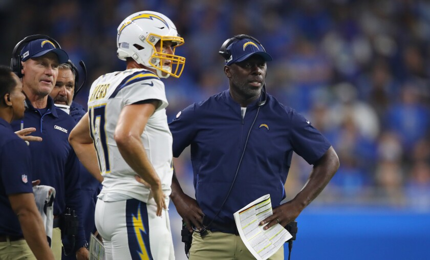 Column: Short-handed Chargers must find a way to survive upcoming stretch of games