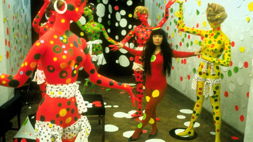 "********2018 SUMMER SNEAKS***DO NOT USE PRIOR TO SUNDAY APRIL 29TH 2018******Yayoi Kusama in ""Kusama"