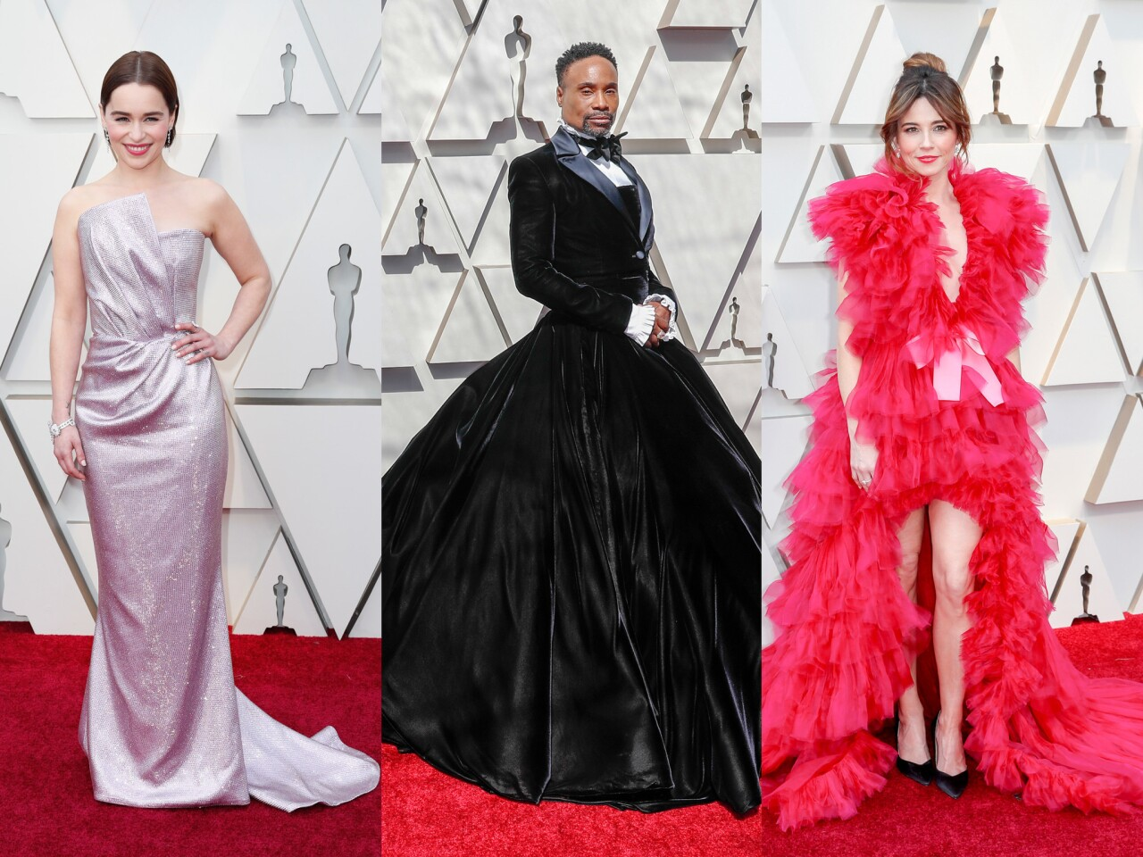 Oscars 2019 fashion hits and misses
